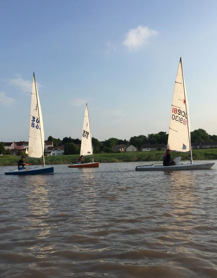2016 June 06 evening sail
